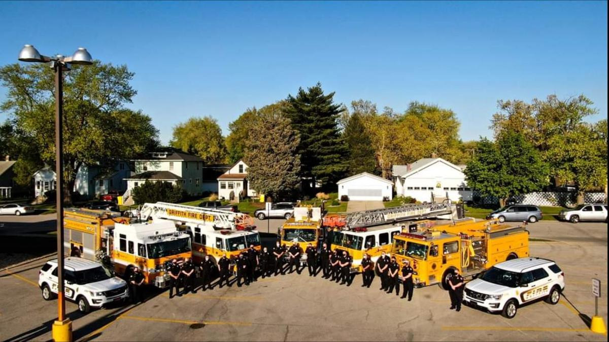 Griffith Fire Department marks 100 years