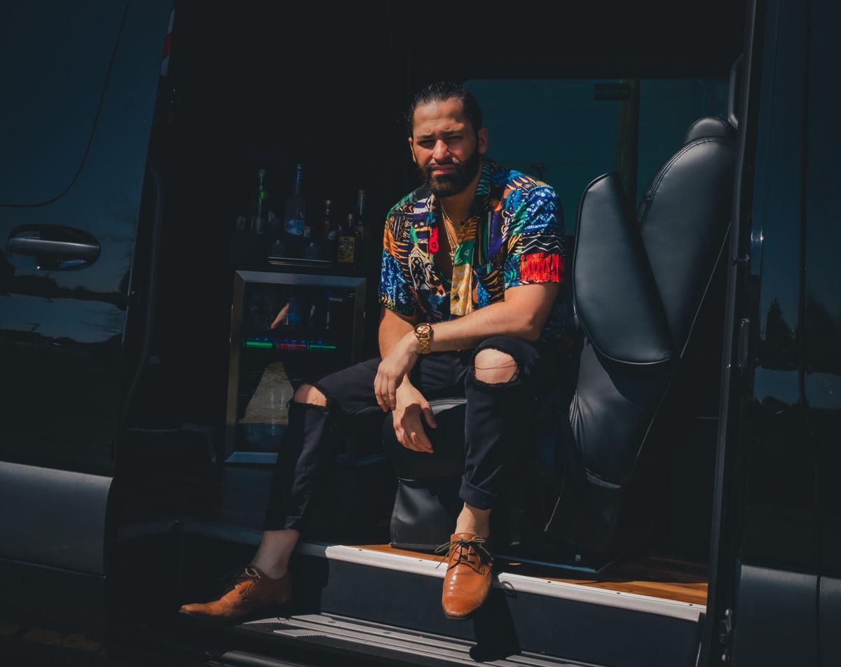 Freddie Pintor, owner of Major League Barbershop