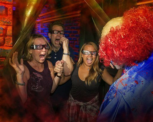 universal studios hollywood halloween horror nights - Indiana Halloween Attractions
