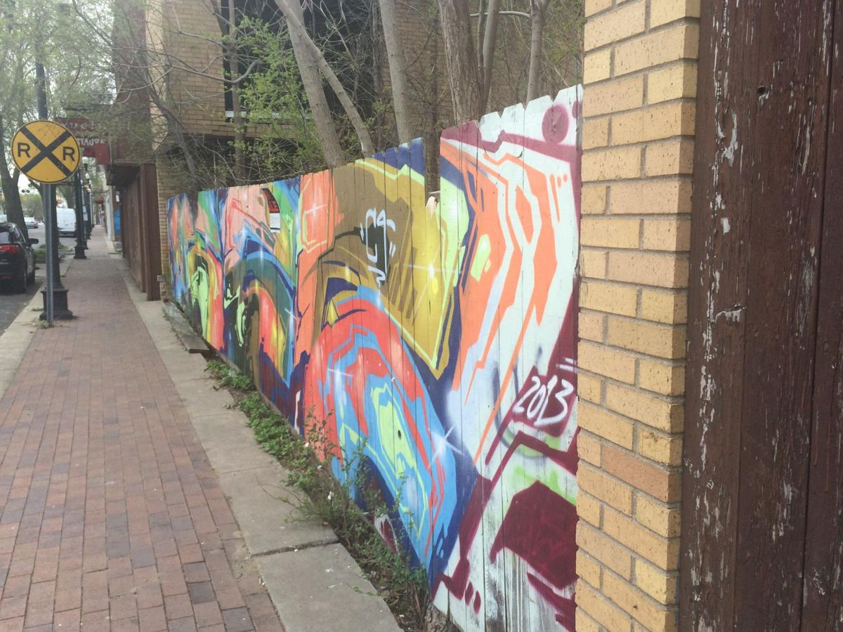 Lake Effekt brings graffiti artists back to Miller Beach