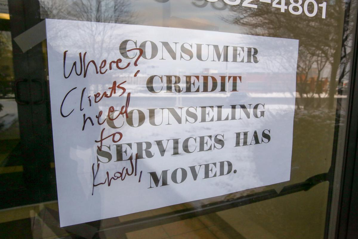 Consumer Credit Counseling Services in Merrillville has apparently moved - but where?