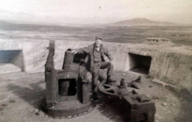 Valpo GI built prison camp in Korea