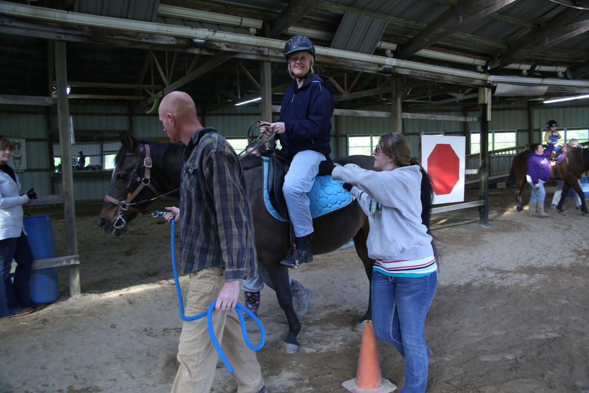 equine therapy for disabled people Horses of hope oregon offers equine therapy programs in the  i allow the hard-working staff to spend more of their time helping disabled people throughout.