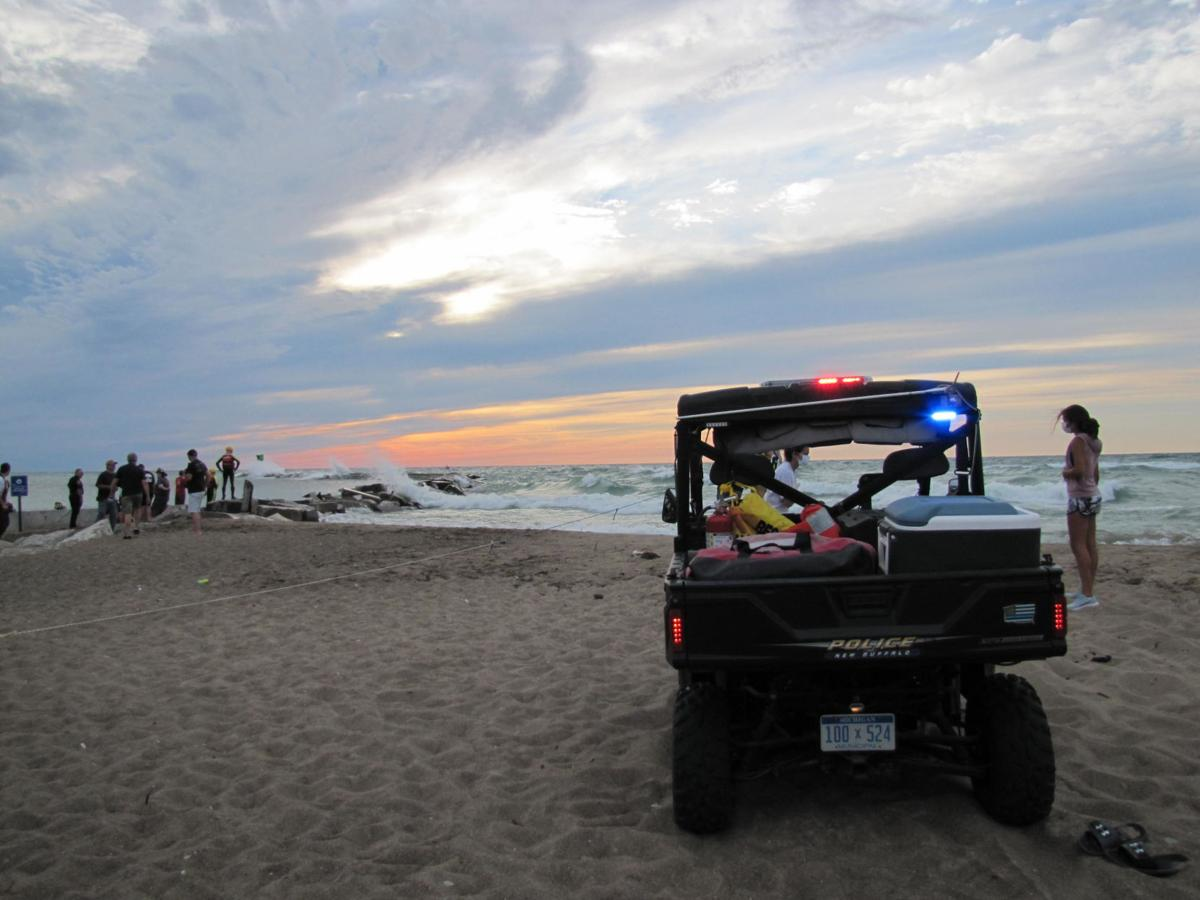 Lake Michigan beaches saw 1 drowning, 2 missing people as hazards statements were in effect