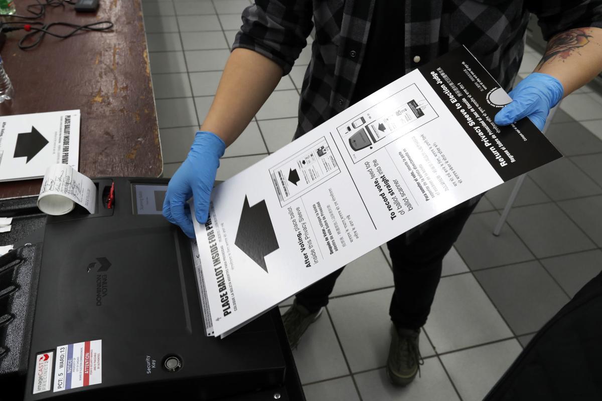 Election 2020 Illinois Primary