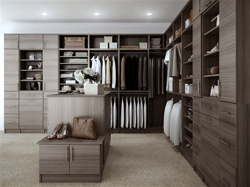 How To Convert A Spare Room Into A Dream Closet Home And
