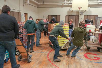 Portage Township Food Pantry moving after 30 years in Garyton