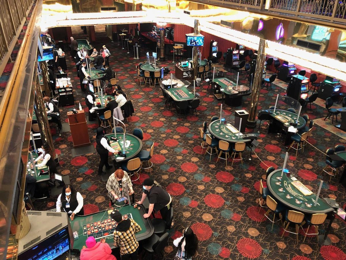 Majestic Star Casino permanently closing April 18 to prepare for Hard Rock Casino opening