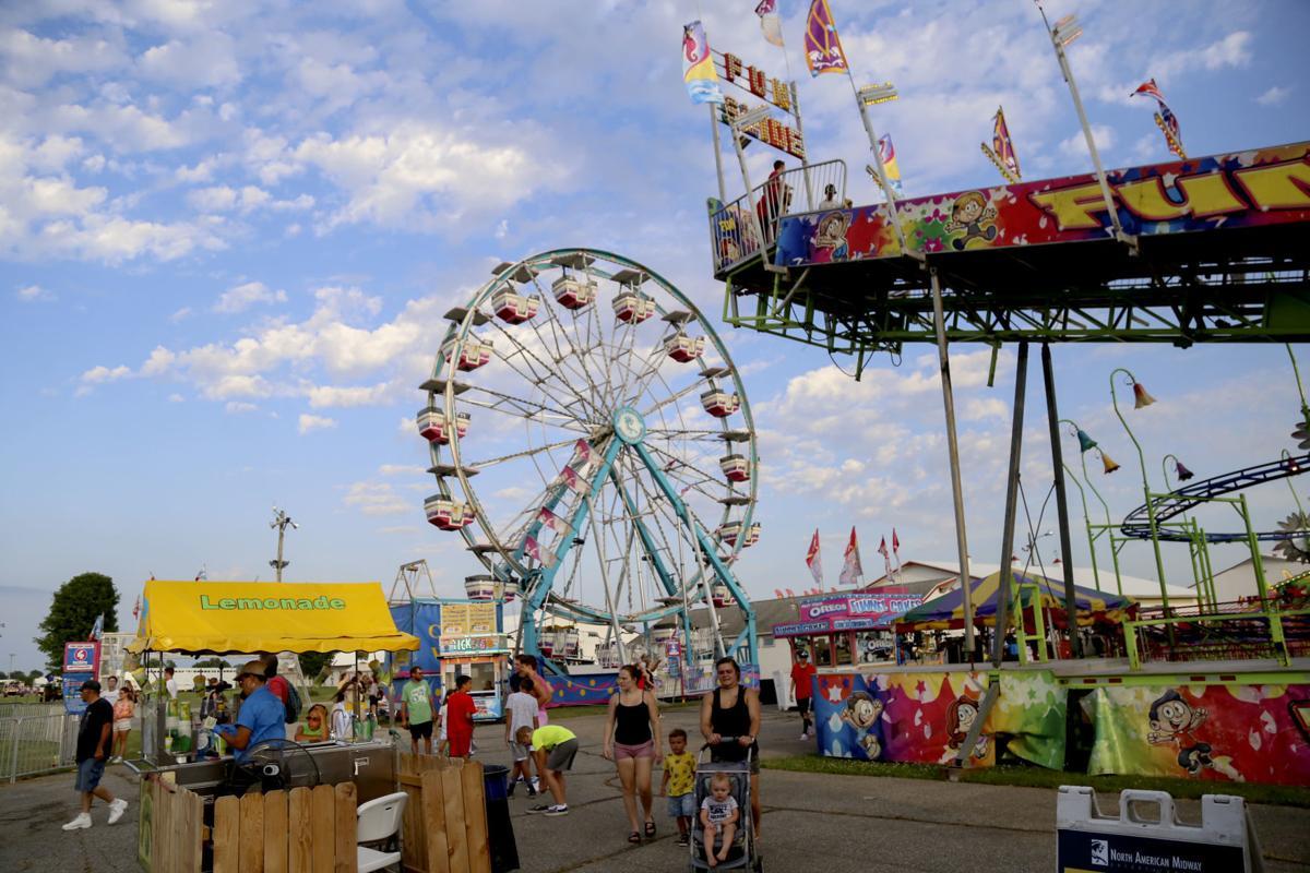 Porter County Fair opens