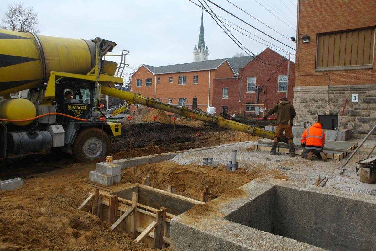 Central Elementary School Construction