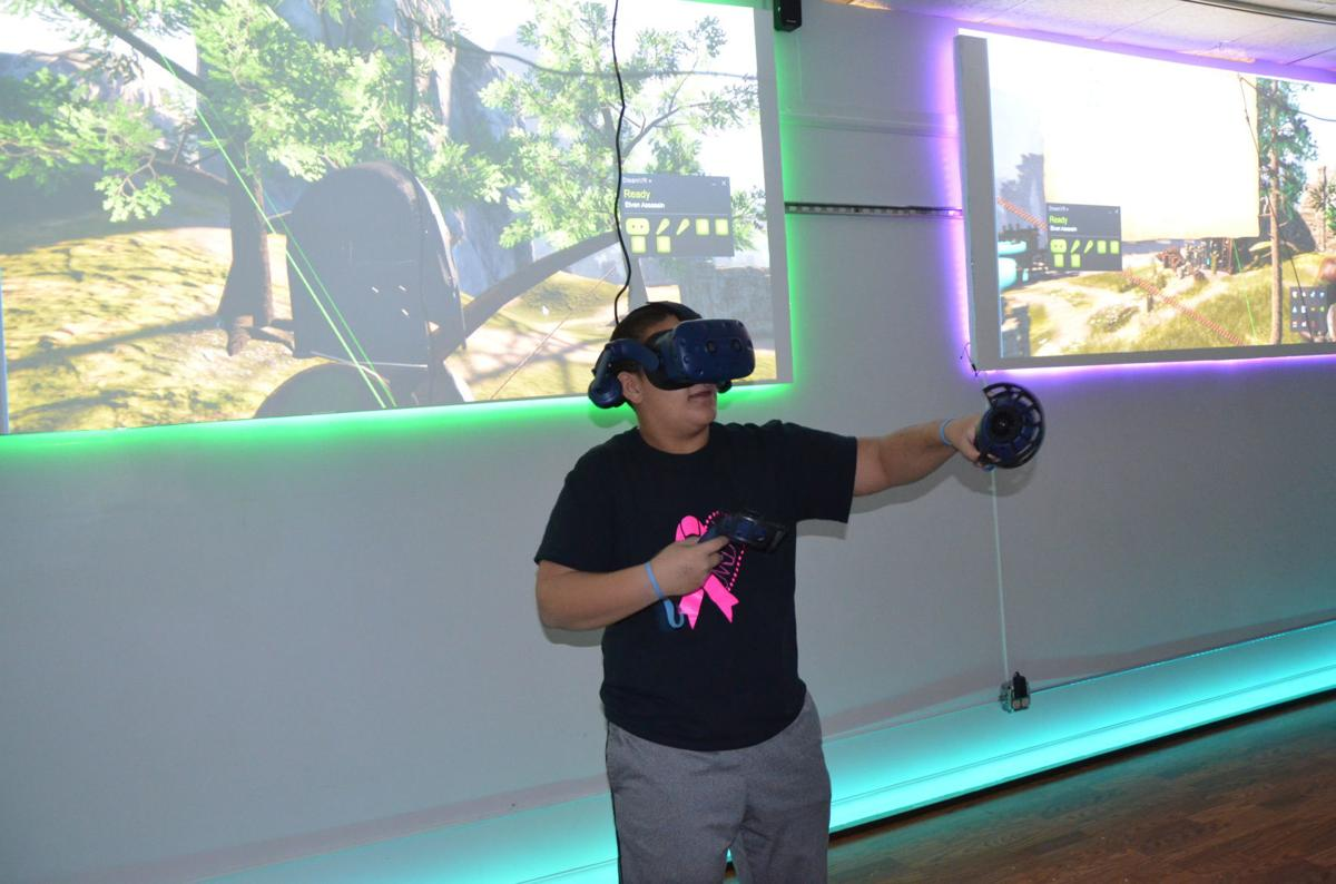 Gamma VR lounge