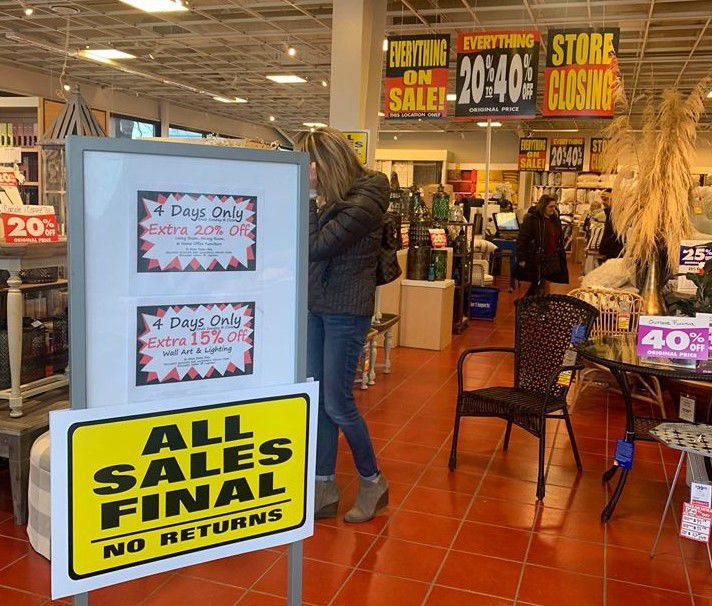 Pier 1 To Close Stores In Hobart And Valparaiso Northwest Indiana Business Headlines Nwitimes Com