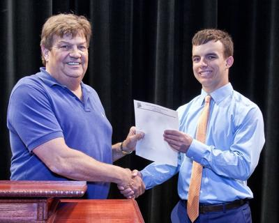 James and Betty Dye Scholarships available for qualified seniors