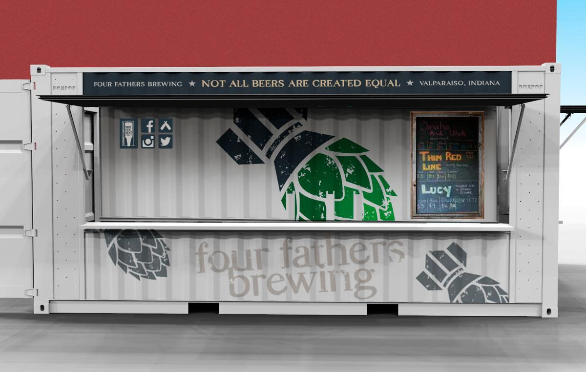 Four Fathers Brewing expanding in relocation, rolling out mobile taproom