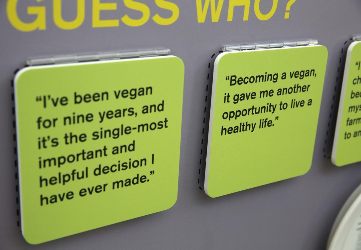 Vegan in the Region