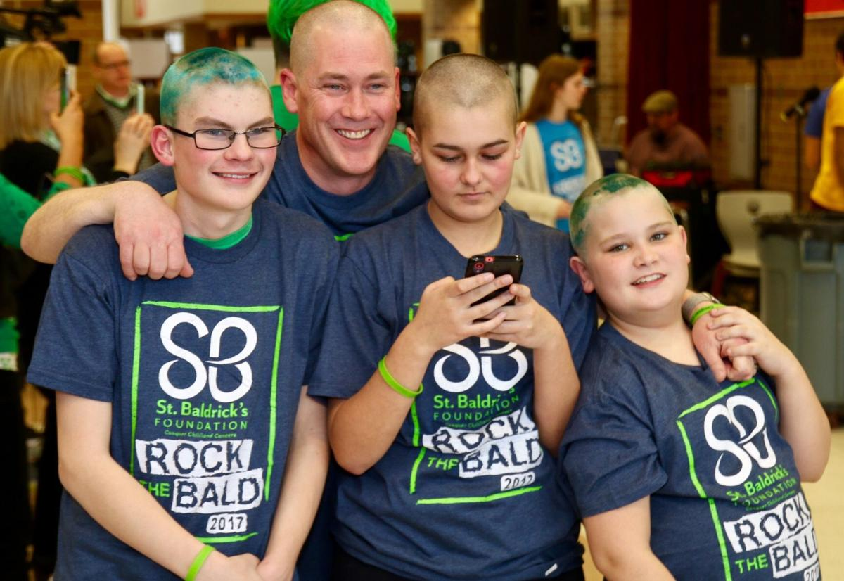 Bald in the family