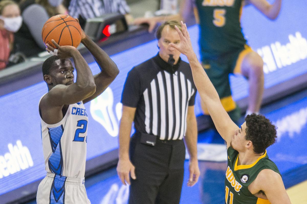 North Dakota St Creighton Basketball