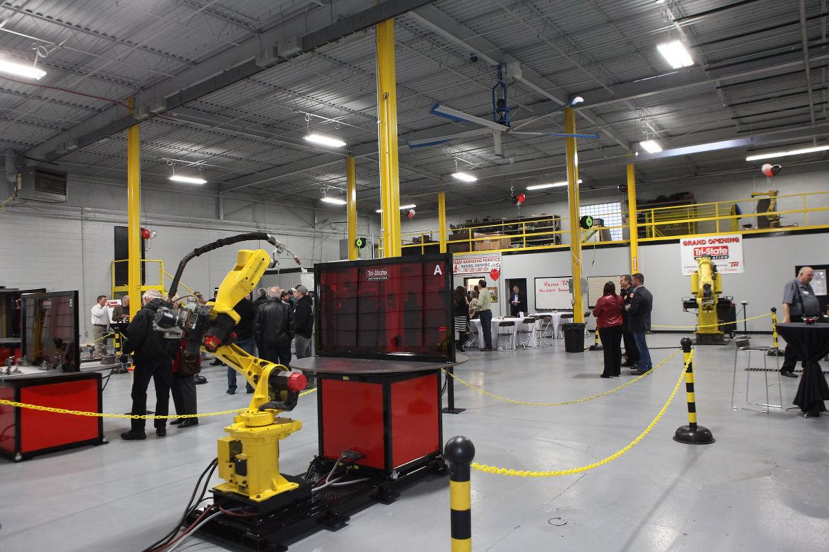 Tri-State Automation, Hammond