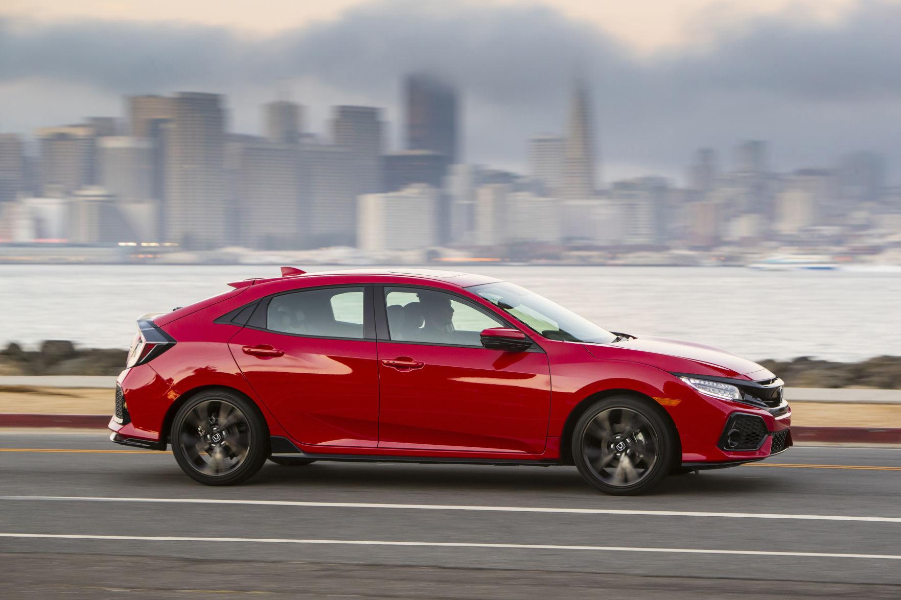 Honda adds five-door Civic hatchback for 2017 & Honda adds five-door Civic hatchback for 2017 | Ap | nwitimes.com
