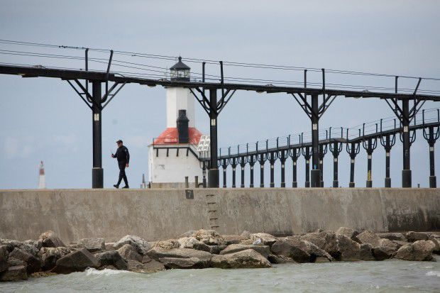 UPDATE: Toddler saved in Lake Michigan by nearby boater