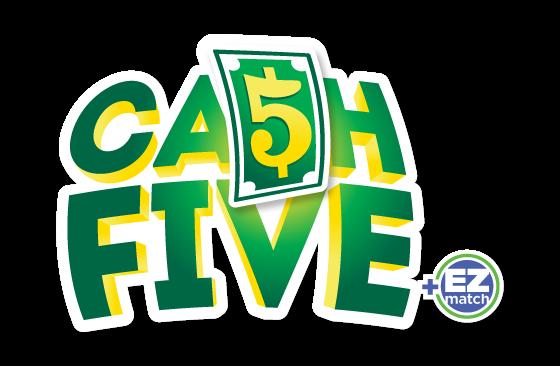 CA$H 5 logo