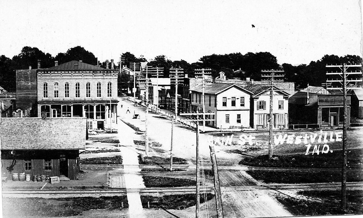 Downtown Westville