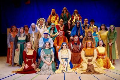 cast of Joseph