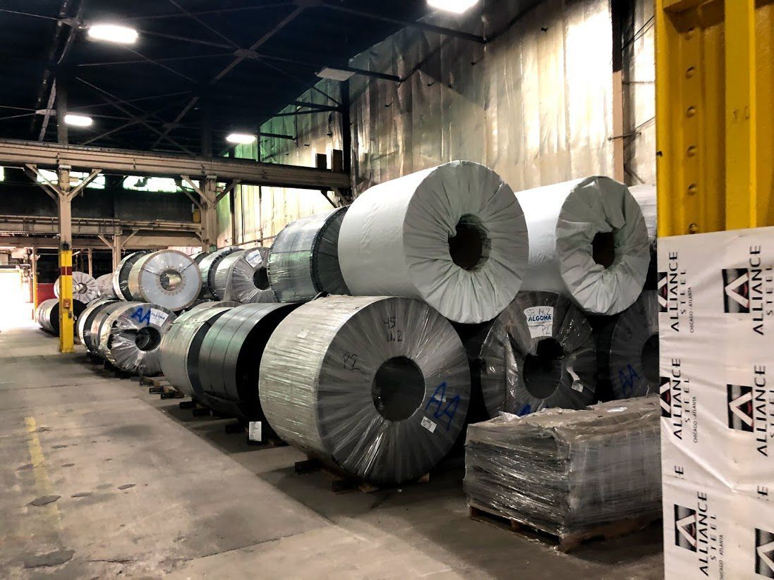 Steel shipments jump up to start out 2021