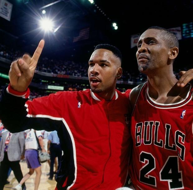 AL HAMNIK: Bulls' Stacey King says fans are biggest loser ...