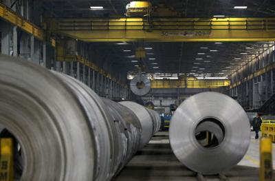 Great Lakes steel production falls for second straight week