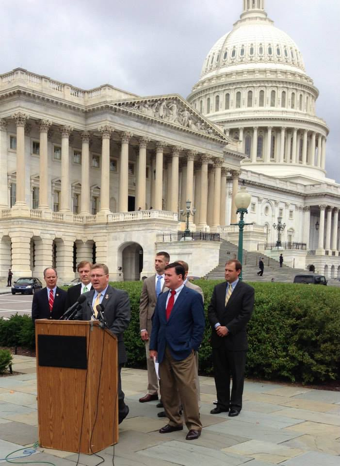 Two new Congressman to replace Murphy on Steel Caucus