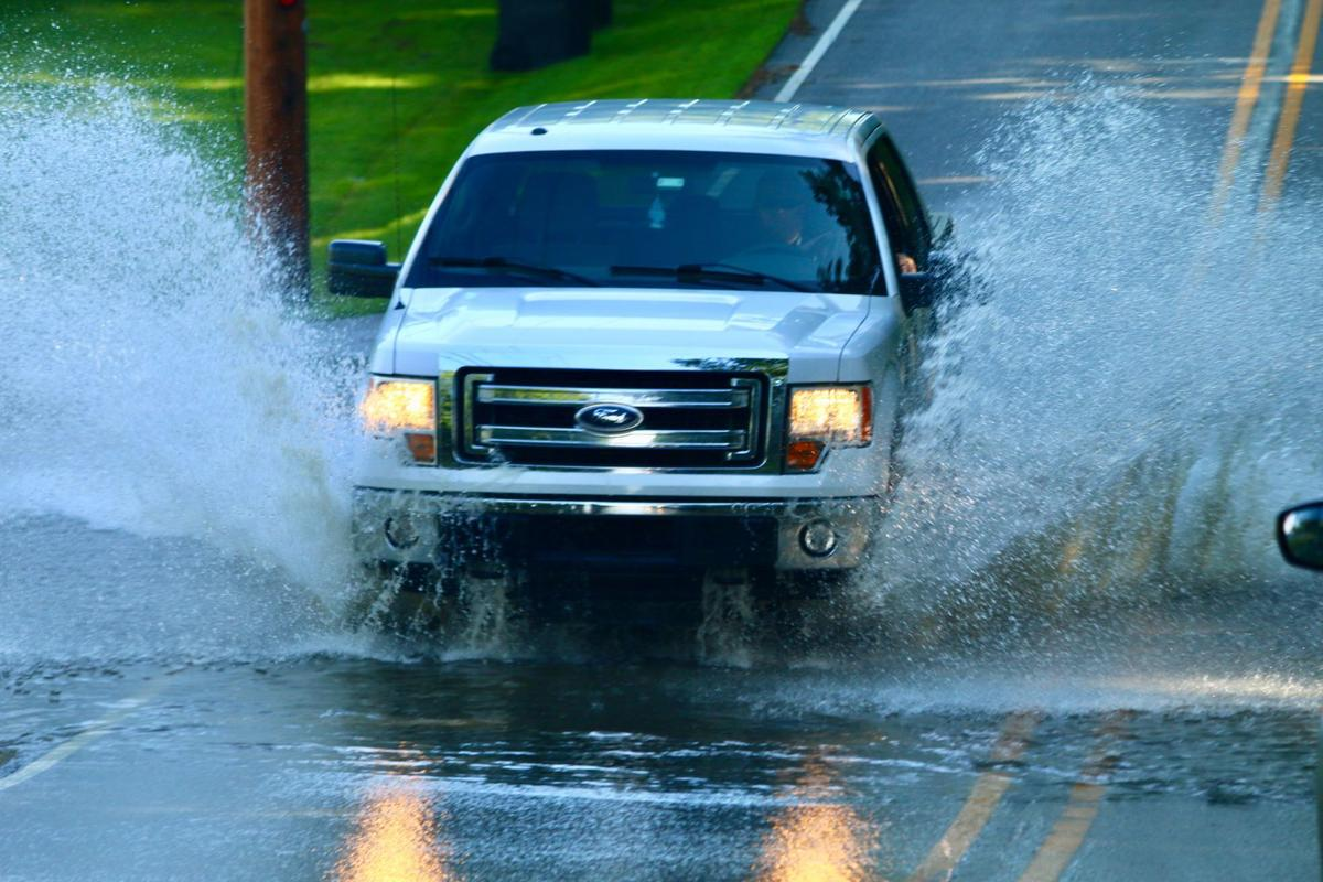 Flood warning issued by National Weather Service for 4 counties