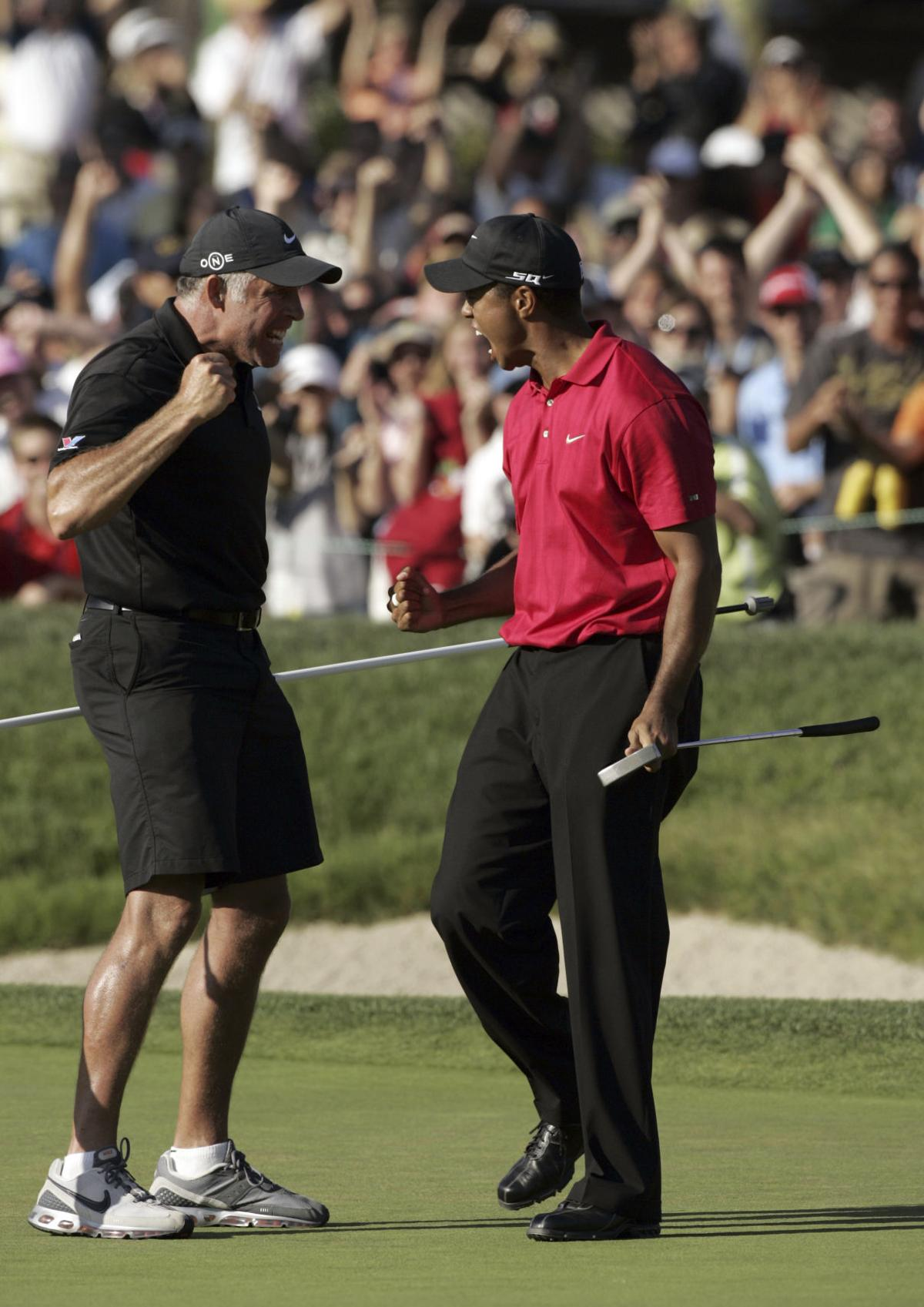 US Open Tigers Last Major Golf