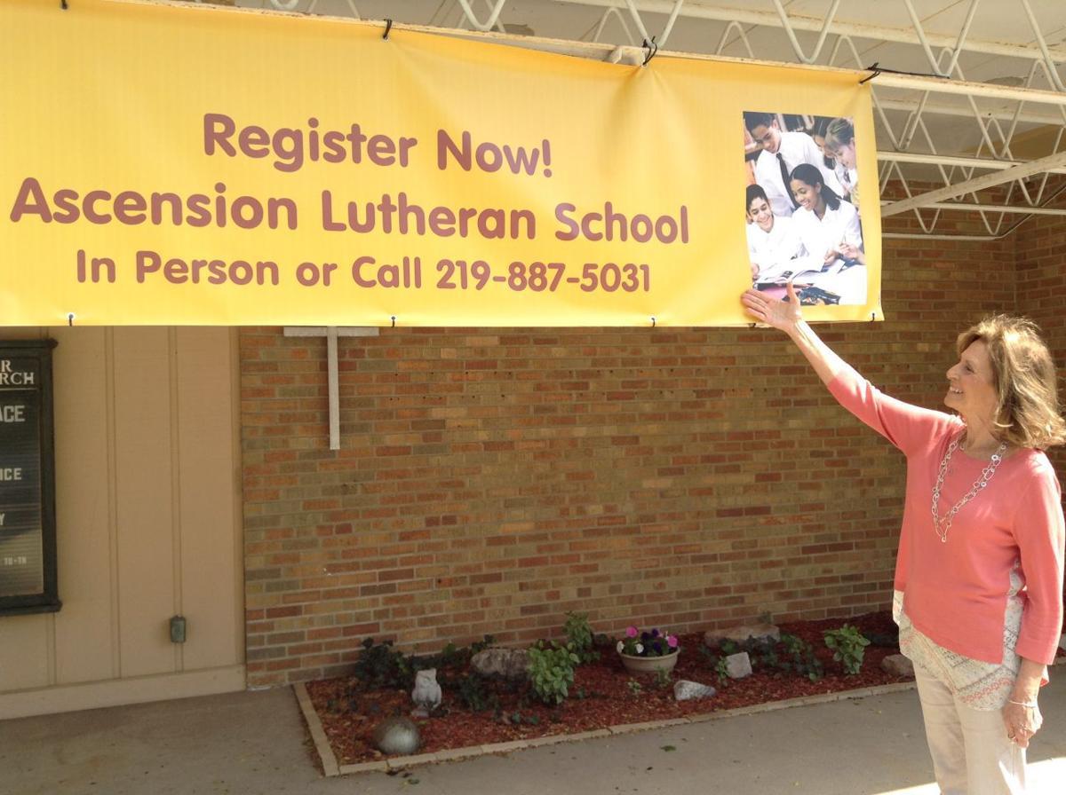 New Lutheran school in Gary