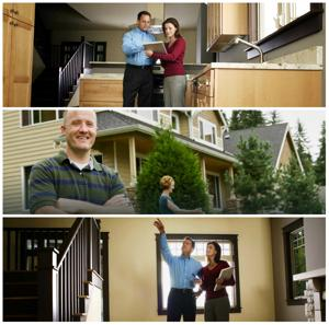 Andy's Home Inspection Collage