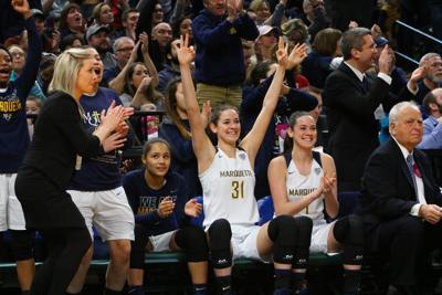 GIRLS BASKETBALL: Marquette Catholic, Nolan sisters earn