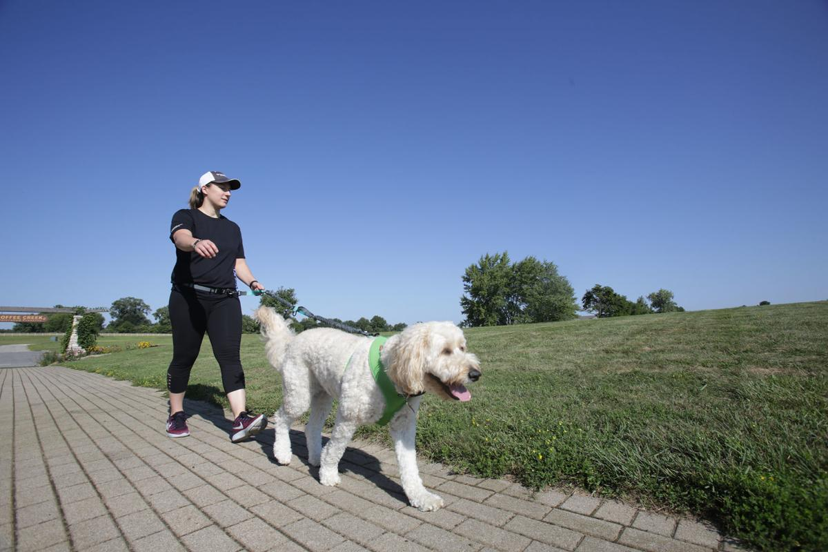 Walking benefits you and your dog, Northwest Indiana fitness experts and vets agree