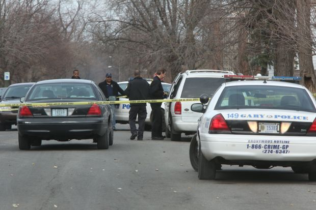 Three dead, five wounded in separate Gary shootings