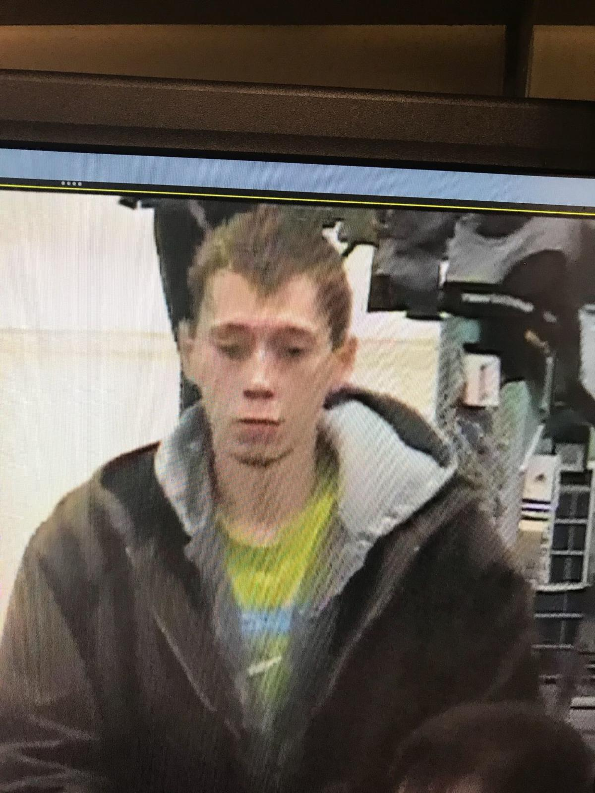 Schererville police seek public's help identifying man suspected of shoplifting at T.J. Maxx