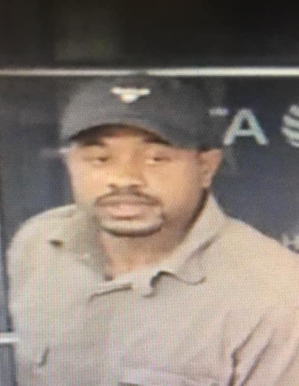 Police seek help identifying man accused of stealing 4 iPhones from AT&T store