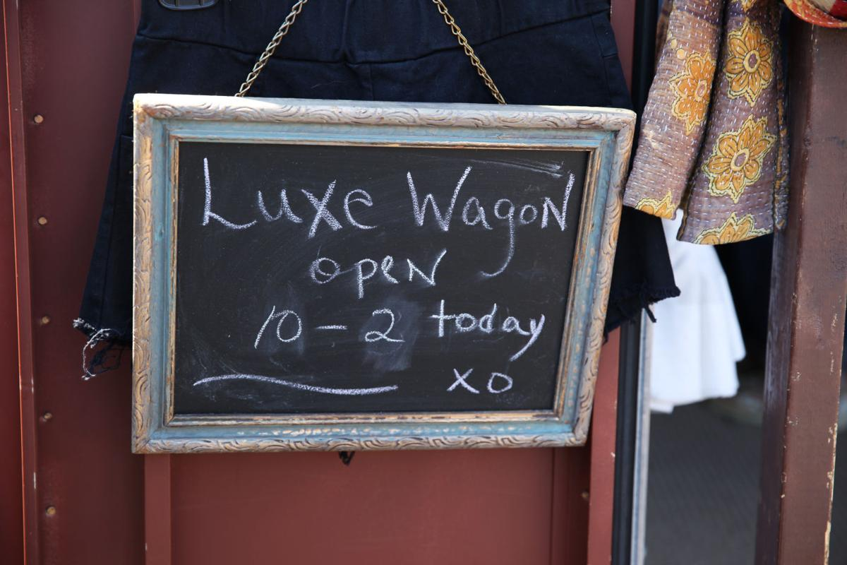 The Luxe Wagon