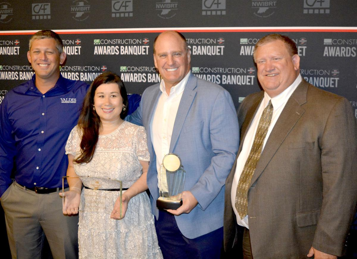 Region's top builders honored at Construction Awards Banquet