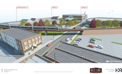 Hammond elevated rendering