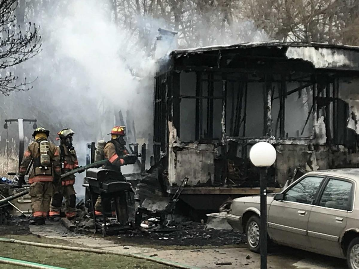 Cause of fatal Liberty Township fire will remain unknown