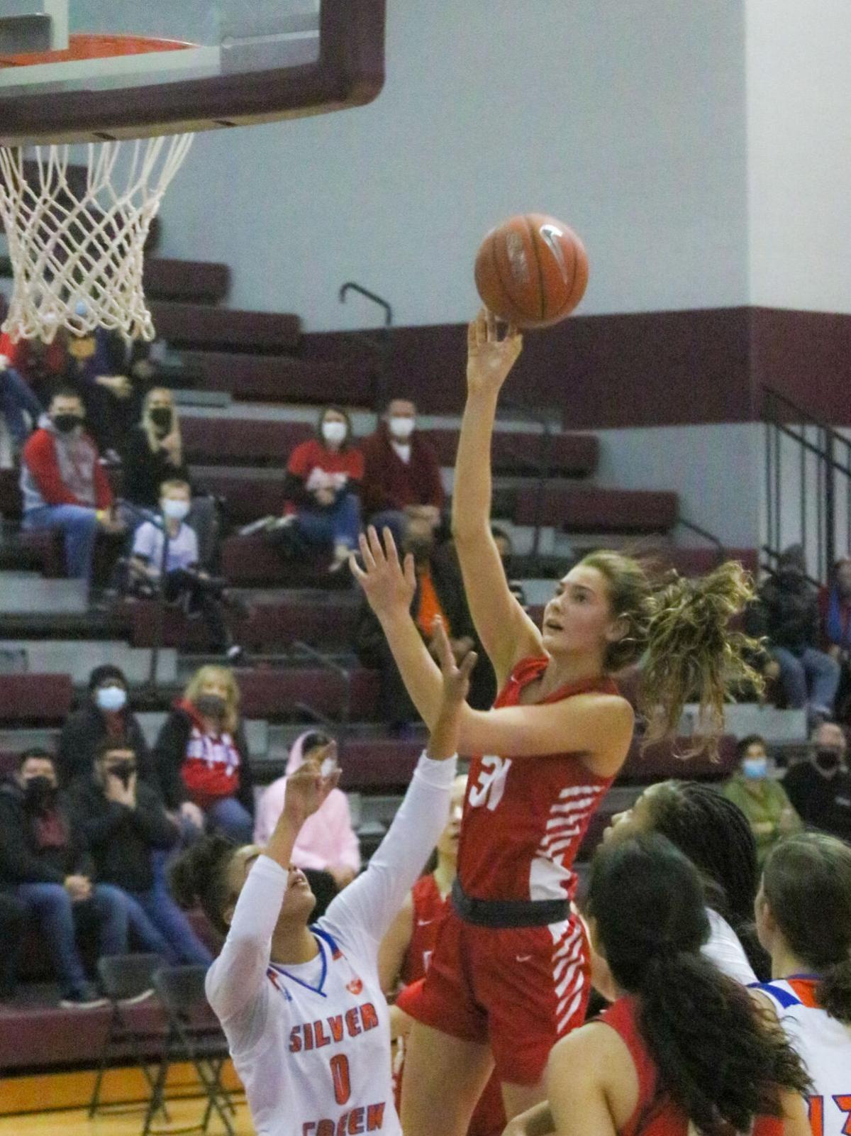 Shootout - Crown Point - Silver Creek girls basketball