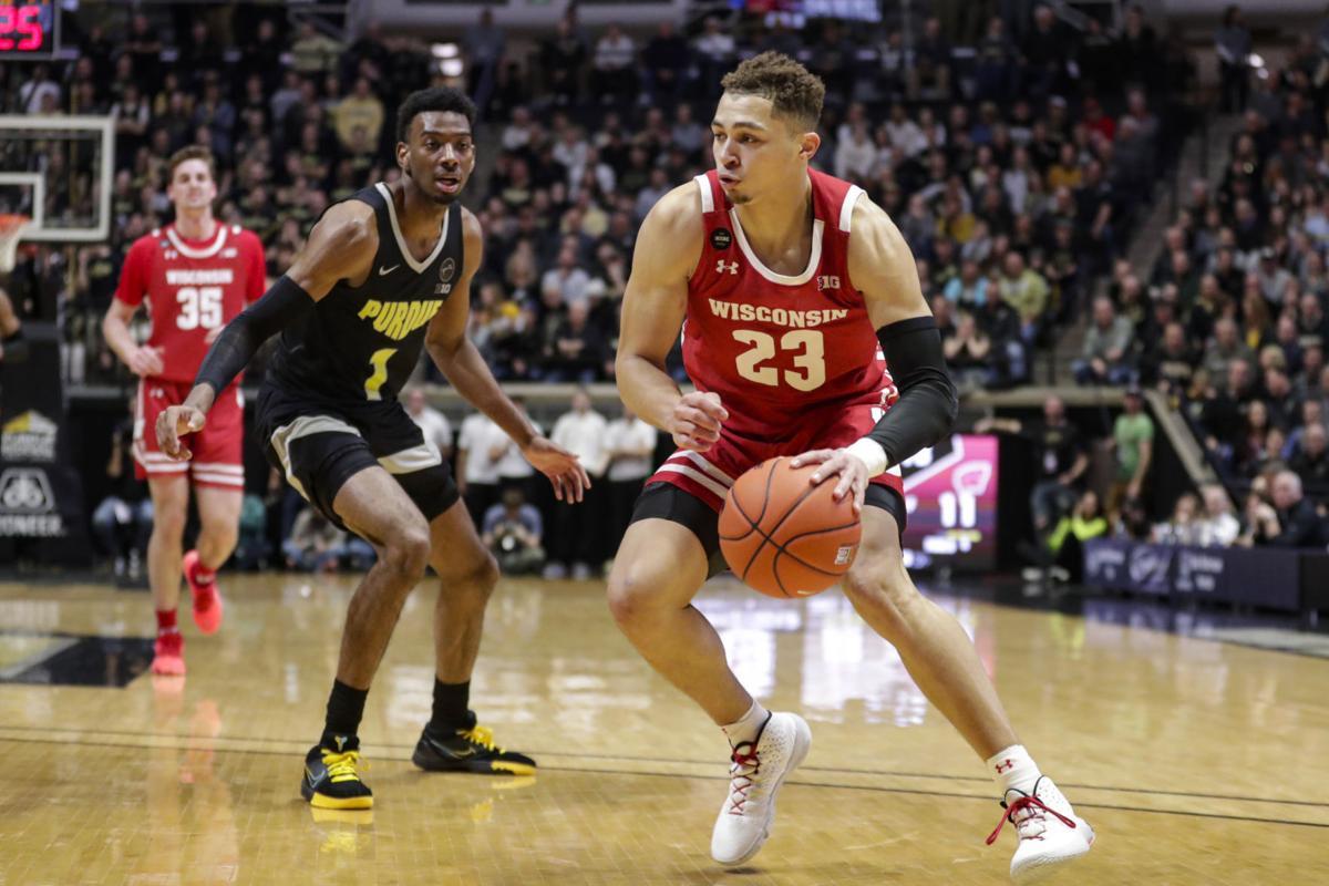 Wisconsin Purdue Basketball