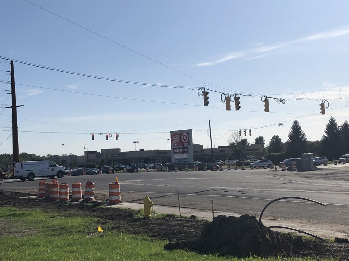 Silhavy-LaPorte roundabout to open Nov. 29