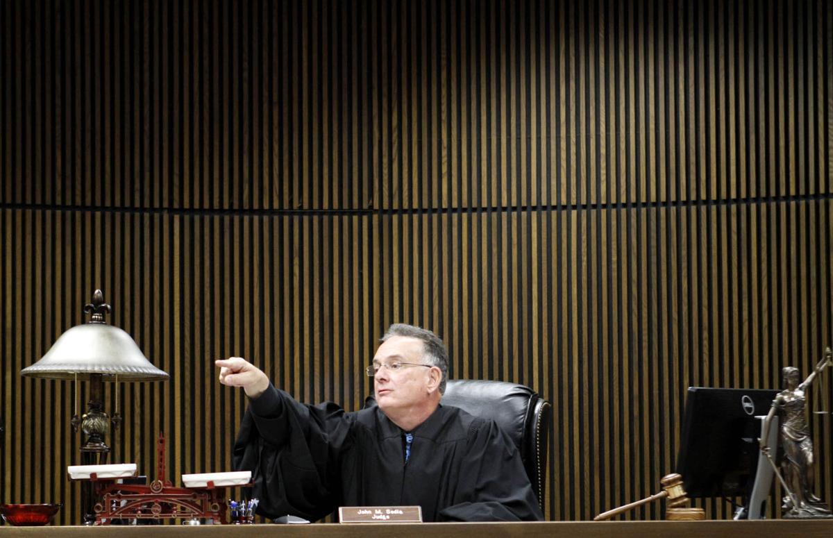 Judge John Sedia
