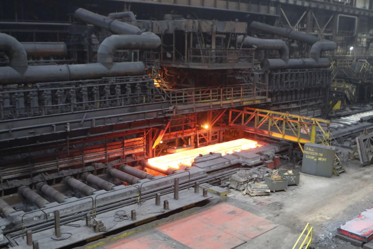 United States produced 90.1 million tons of steel in 2017