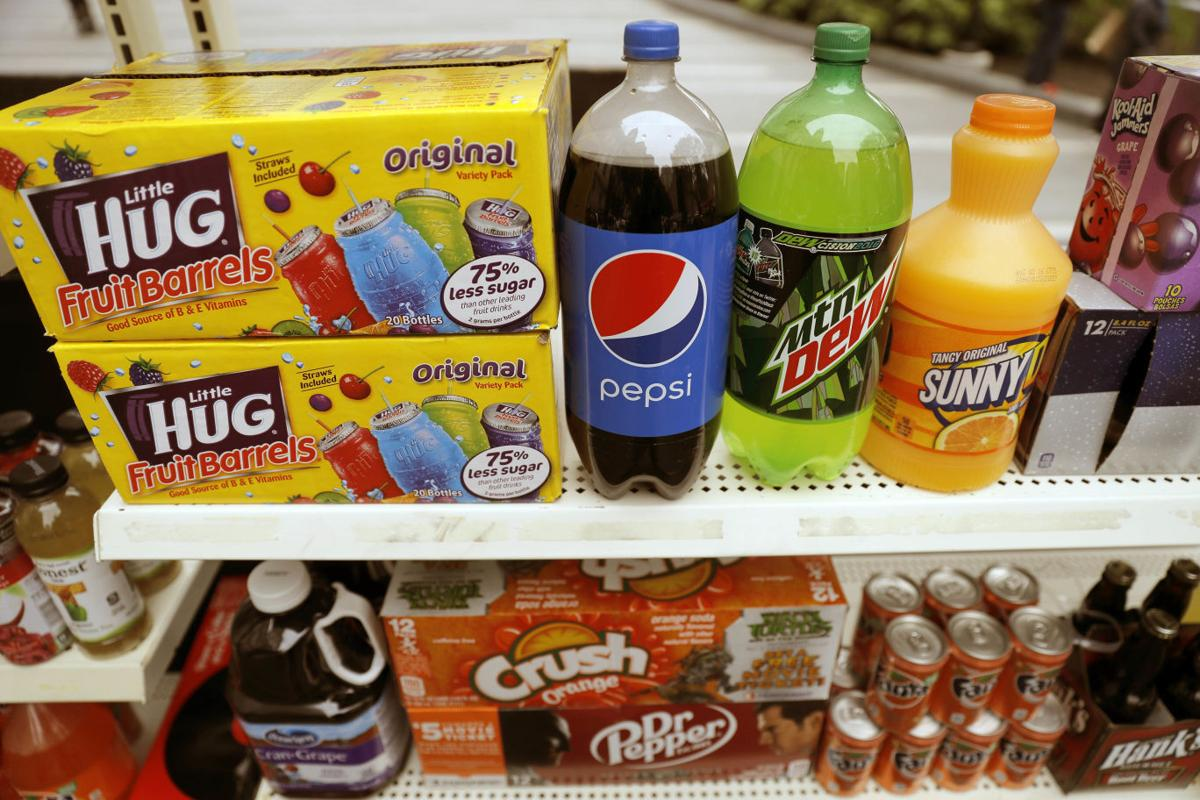 Amid budget deficit, Illinois considers taxing sugary drinks
